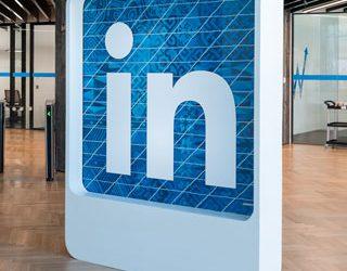 EMEA Flag – LinkedIn Dublin